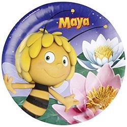 figuras abeja maya