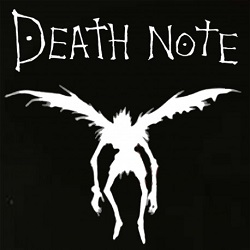 merchandising death note
