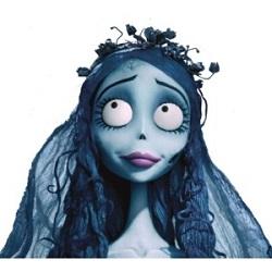figuras novia cadaver